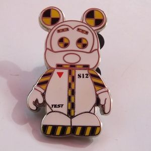 Disney Pin Vinylmation Test Track Mickey Mouse